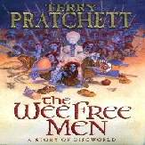 The Wee Free Men. By Terry Pratchett.-1-1