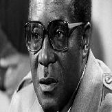 God's President Mugabe Of Zimbabwe.-1