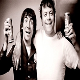 Burning Both Ends - When Oliver Reed Met Keith Moon