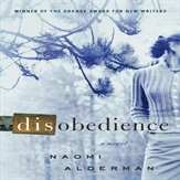 Disobedience. (R) By Naomi Alderman